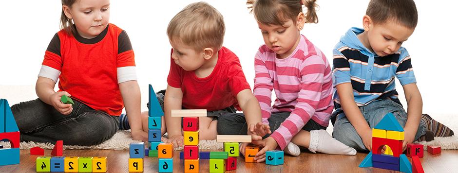 Психологическая поддержка в детском саду
